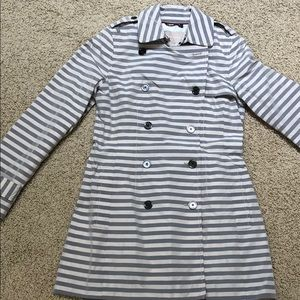 Banana Republic rain jacket